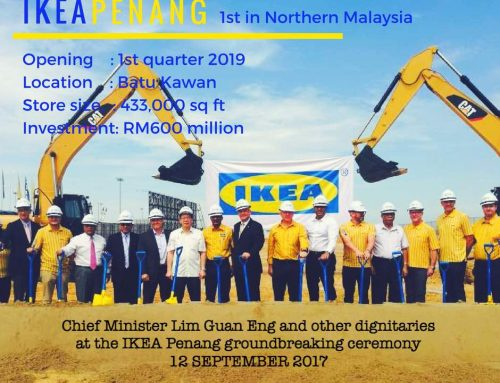 IKEA is coming to Penang