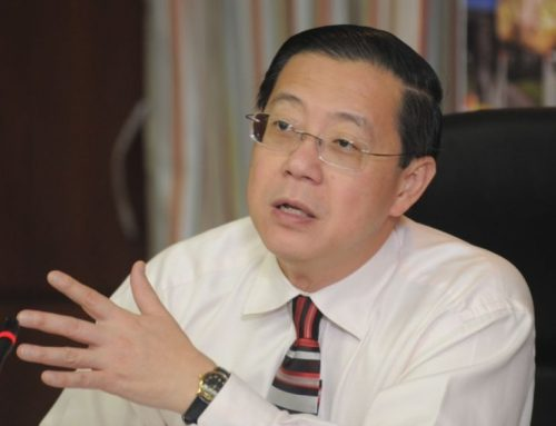 Wee Ka Siong Now Tells A RM20.54 Billion Lie To Hide His Cowardly Failure To Name Which Penang State Government Leader Had Corruptly Accepted Millions Of Ringgit For The Tunnel And 3 Main Highway Project.
